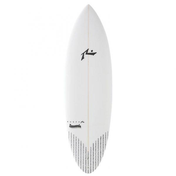 Soul Speedfish 5/9ft Surfboard by Matt Barrow