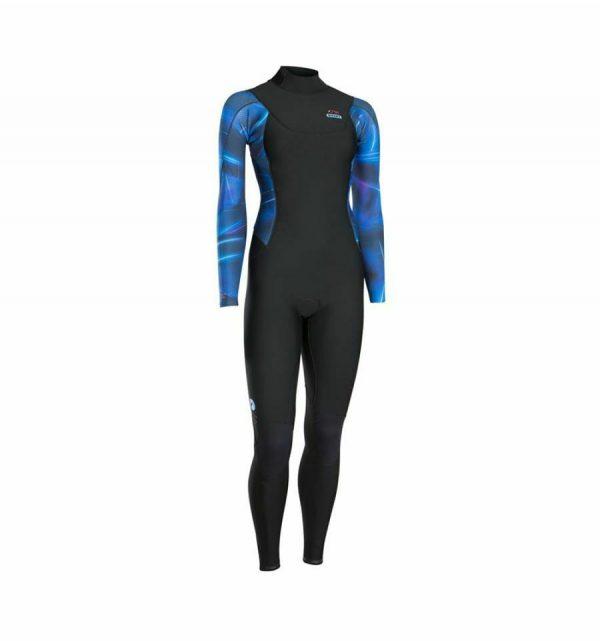 Ion Jewel Amp 5/4mm Back Zip Women's Wetsuit
