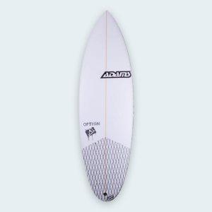 Adams Option 5/8ft Surfboard
