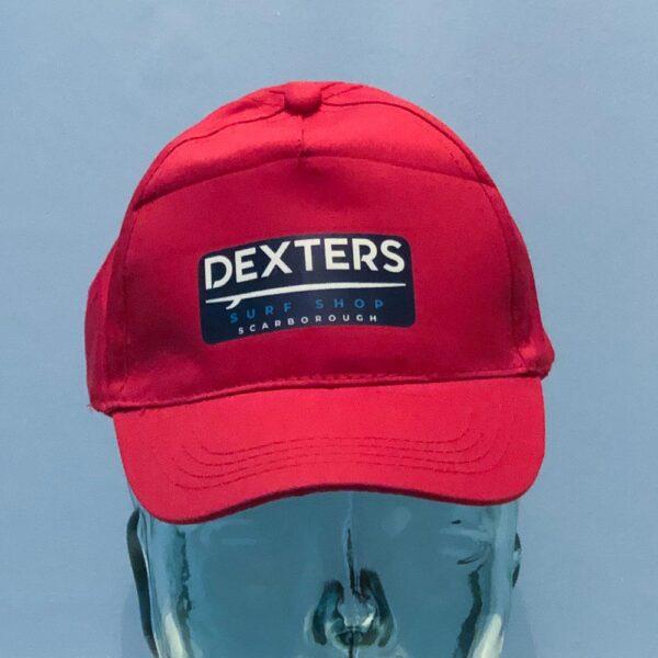 Dexters Kid's Baseball Cap