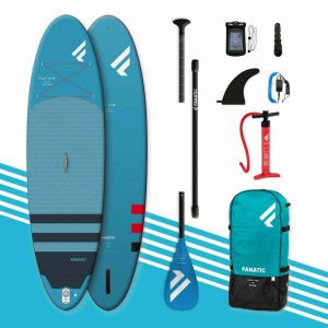 "Fanatic Fly Air Pure SUP Package - 10ft 8"" / Stand Up PaddleBoard"