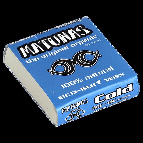 Matunas Eco-Wax Cold Water Surf Wax