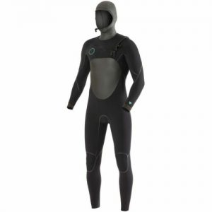Vissla North Seas 5.5/4.5mm Hooded Mens Wetsuit
