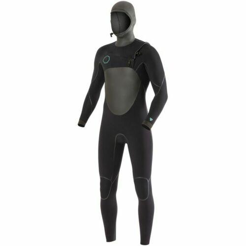 Vissla North Seas 5.5/4.5mm Hooded Mens Wetsuit