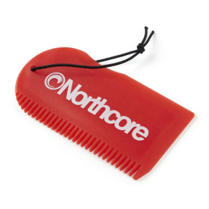 Northcore Surf Wax Comb - Red