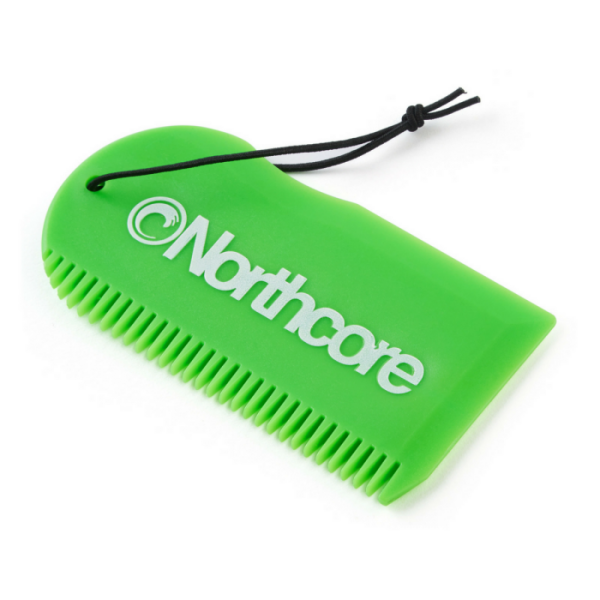 Northcore Surf Wax Comb - Green