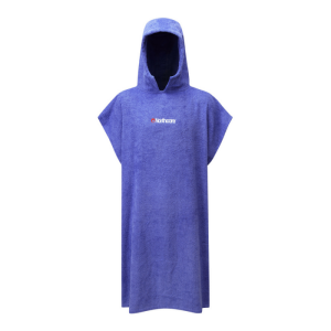 Northcore Beach Basha Changing Robe - Blue