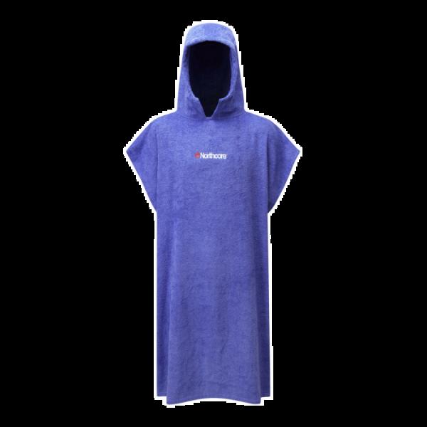 Northcore Beach Basha Changing Robe - Blue