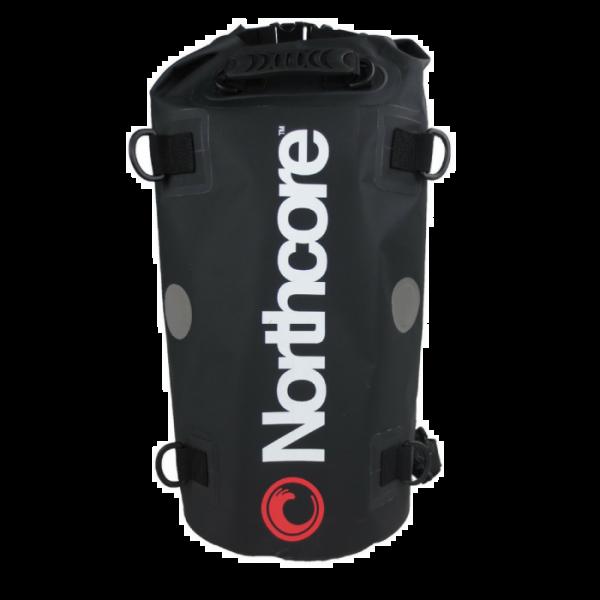 Northcore Dry Bag - 40L Backpack - Black