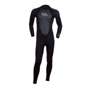 Billabong Launch Flatlock Steamer 3/2mm Back Zip Womens Wetsuit