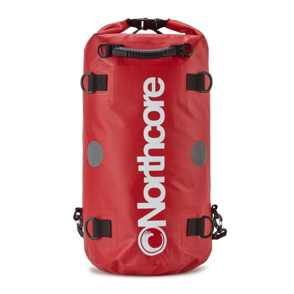 Northcore Dry Bag - 40L Backpack - Red