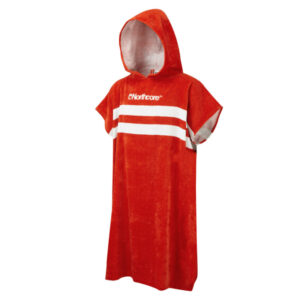 Northcore Beach Basha Changing Robe - Red Stripes